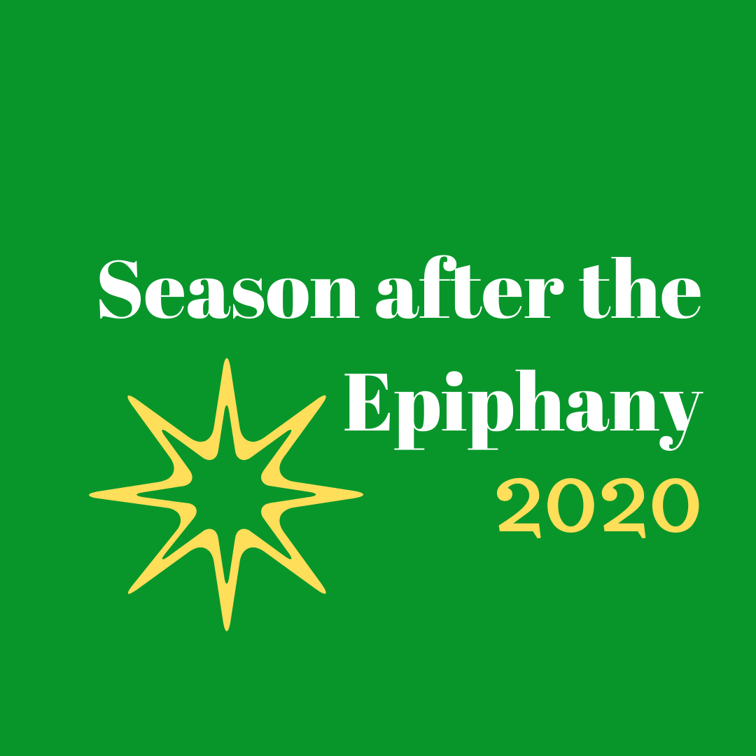 Season After Epiphany 2020